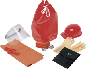11 piece set of Personel Safety Equipment