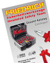 Friedrich safety tools catalogue